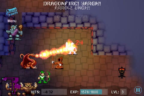 Roguelike Sword of Fargoal Now Available For Free On The ...