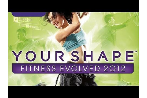 Your Shape: Fitness Evolved 2012 - E3 2011: Kinect Debut ...
