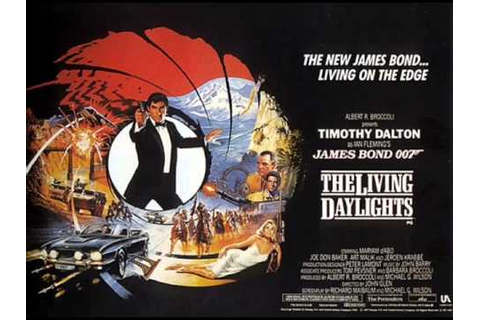The Living Daylights Soundtrack Exercise at Gibraltar ...