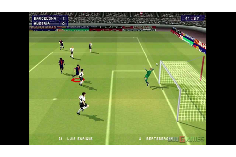This is Football 2 - Gameplay PSX (PS One) HD 720P ...