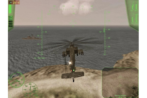 Apache AH 64 Air Assault Game Free Download