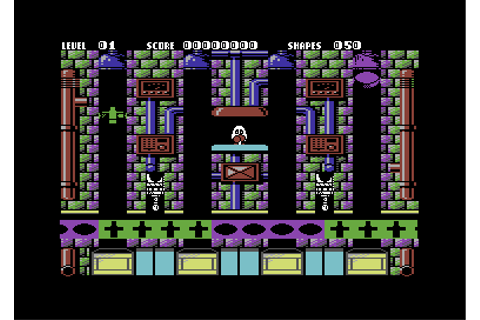 Download Dizzy Panic (Amstrad CPC) - My Abandonware