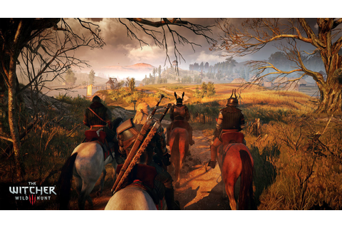 The Witcher 3: Wild Hunt - Game of the Year Edition GOG ...