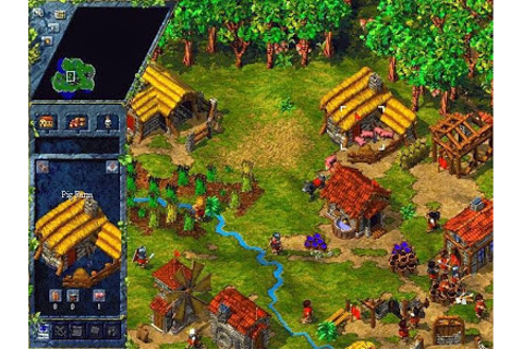 The Settlers 3 Game - Hellopcgames