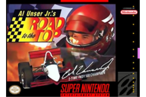 Al Unser Jr.'s Road to the Top - Wikipedia