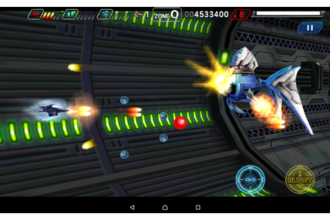 Download game DARIUSBURST -SP- for android