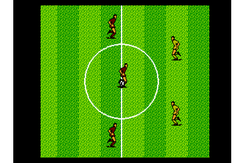 Konami Hyper Soccer Screenshots | GameFabrique