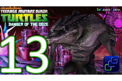 Teenage Mutant Ninja Turtles: Danger Of The Ooze ...