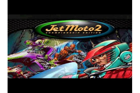 JetMoto 2: Championship edition Aka Greatest hits. - YouTube