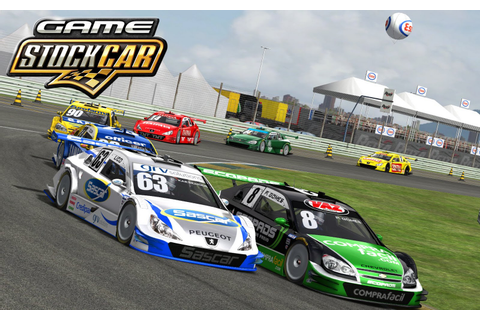 Dream Games: Game Stock Car