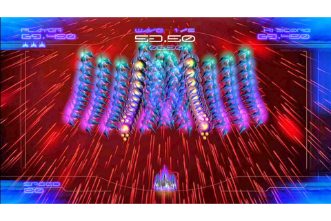 Galaga Legions DX - PSN Review | Chalgyr's Game Room
