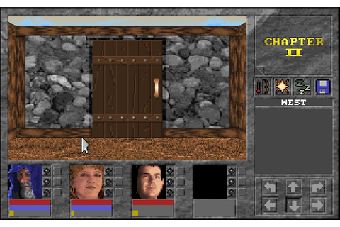 Yendorian Tales Book I: Chapter 2 (1996 - DOS). Ссылки ...