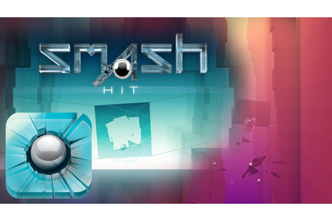 Smash Hit App Gameplay Review- Level 5 High Score (iOS ...