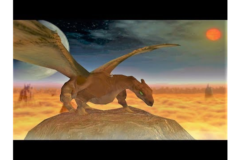 Dragon Riders - Chronicles of Pern - SEGA Dreamcast ...