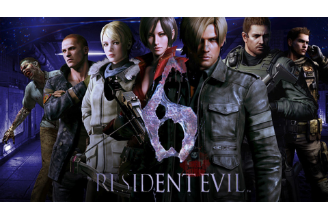 Resident Evil 6 Crack | Games Crack - All the Latest Games ...