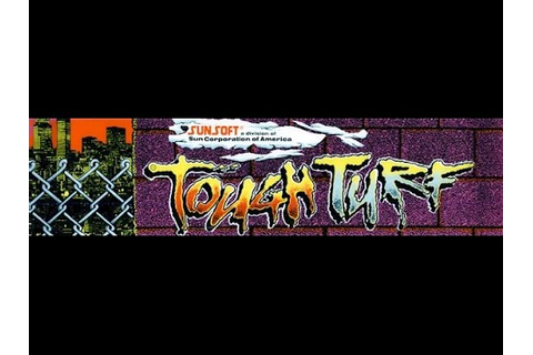 Tough Turf (Arcade) - YouTube