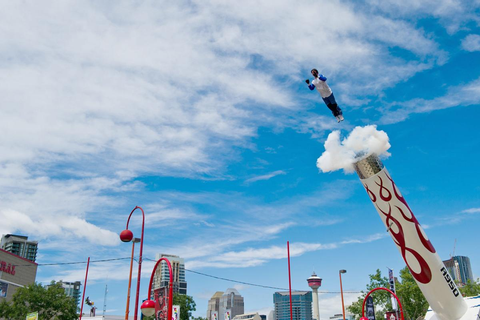 Human cannonball to be launched across field at Rome ...