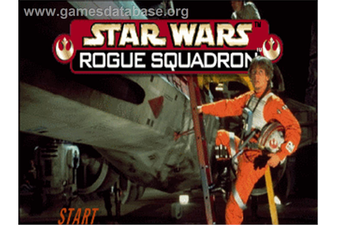 Star Wars: Rogue Squadron - Nintendo N64 - Games Database