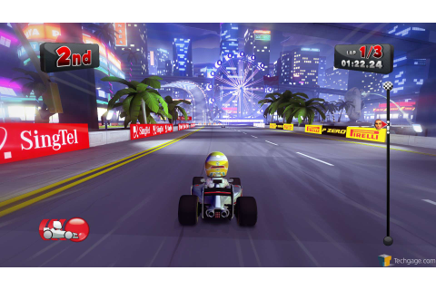 Techgage Image - F1 Race Stars (PC)