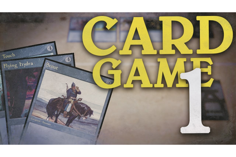 Card Game Part 1 Look Dev for Cards - Unity Tutorial ...