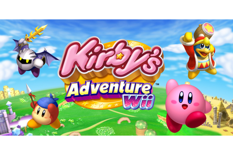 Kirby's Adventure Wii | Wii | Games | Nintendo