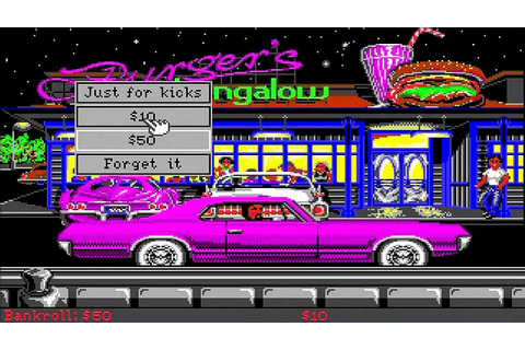 Street Rod 2 MS-DOS GAME - YouTube