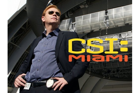 Amazon.com: CSI: Miami, Season 9: Amazon Digital Services LLC