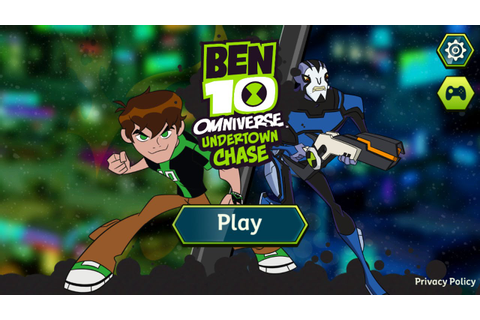 Undertown Chase - Ben 10 Omniverse Running Game - Best App ...
