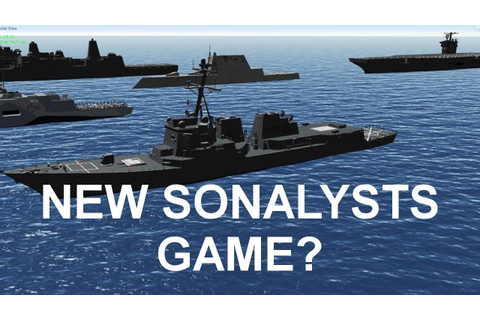 New Sonalysts/Dangerous Waters/Fleet Command Game??? - YouTube
