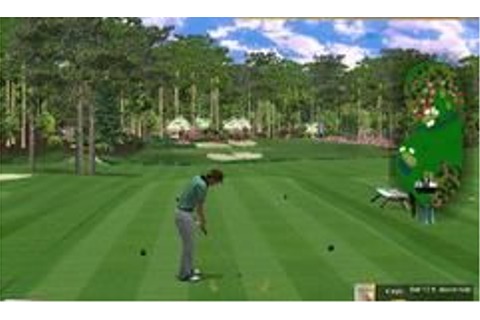 Jack Nicklaus 6: Golden Bear Challenge Screenshots ...