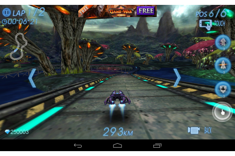 Space Racing 3D – Games for Android 2018 – Free download ...