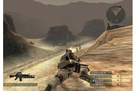 SOCOM 3: U.S. Navy SEALs Screenshot 4 - PlayStation 2 ...