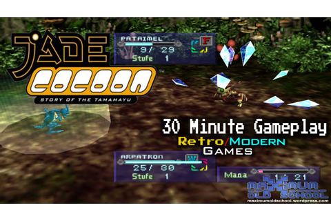 Jade Cocoon - PSX - 30 Minute Gameplay - YouTube