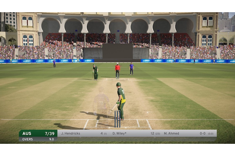 Don Bradman Cricket 17 PC Game Free Download | Hatim's ...
