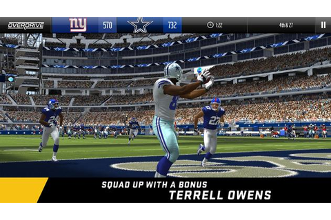 Madden NFL Overdrive Football APK Download - Free Sports ...