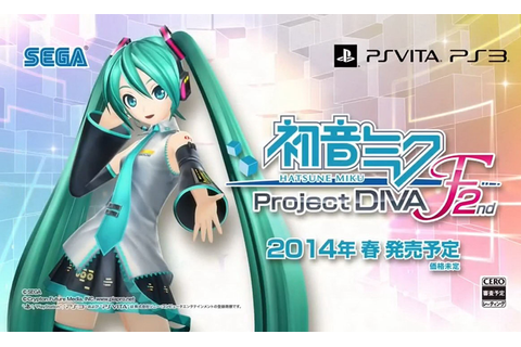 Hatsune Miku Project Diva F 2nd Review | Invision Game ...