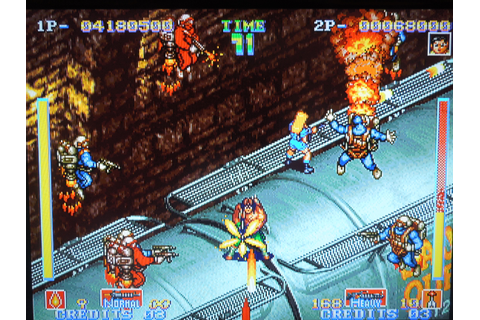 Neo Geo – Shock Troopers | Obscure Video Games