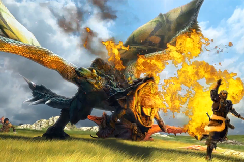 Monster Hunter Frontier G coming to PS3 and Wii U - Polygon