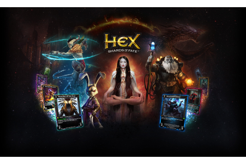Hex: Shards of Fate: Test, Guides, Videos, News, Release ...