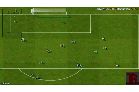 Total Soccer 2000 gameplay - YouTube