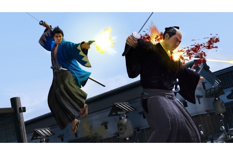 Yakuza: Ishin runs at 60fps on PlayStation 4 - Gematsu