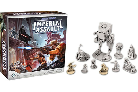 Star Wars Imperial Assault Board Game Just $39.99 Shipped ...