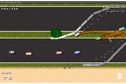 Dust Racing 2D download | SourceForge.net