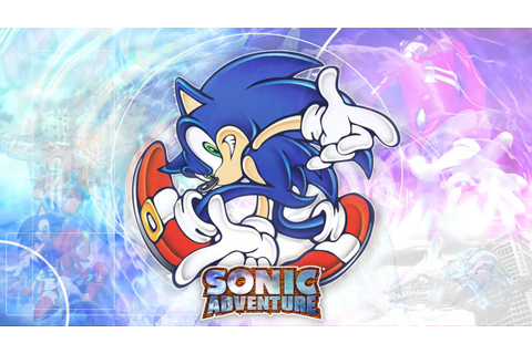 "Sonic Adventure ‒ Adventure Field: The ""Mystic Ruins (Past ..."