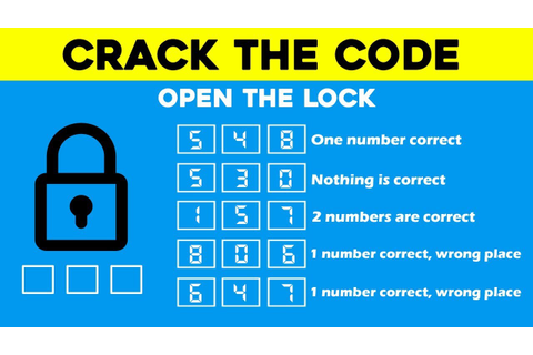 If You Crack This Code in 90 Seconds, You are a Genius ...