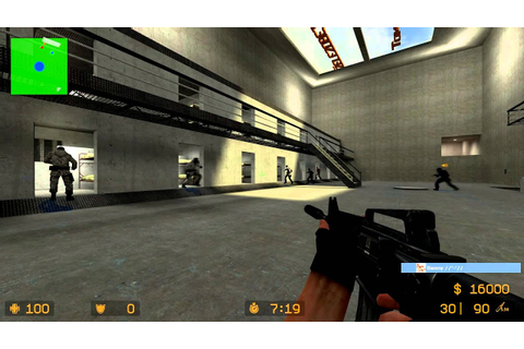 Counter Strike Source Jailbreak Mass Freekill Part 2 - YouTube