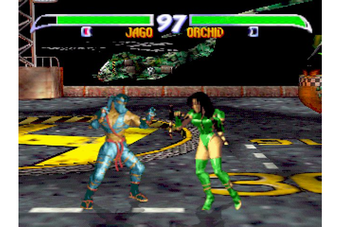 Killer Instinct Gold (1996) by Rare N64 game