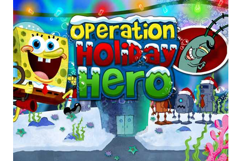 SpongeBob SquarePants: Operation Holiday Hero