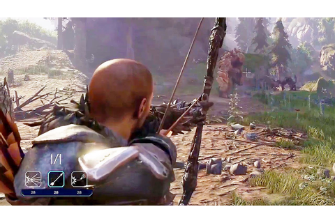 ELEX - 12 Minutes of New Gameplay (New OPEN WORLD RPG Game ...
