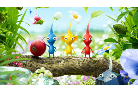 Pikmin 3 coming to Wii U on Aug. 4 - Polygon